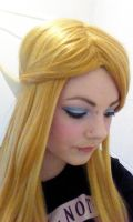 Princess Zelda Test by MetalGearFlaaffy