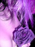 Purple delight by maccaveen