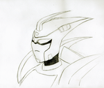 Blurr Sketch by xoes