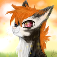 Art trade for pachirisupaw by GingerAdy