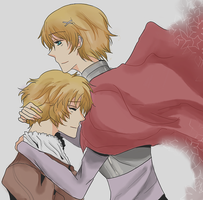 APH: Jeanne and Lisa by Chaltiere
