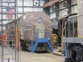 Steamliner Restoration by boilerwash