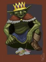 The Goblin King by jfarsenault