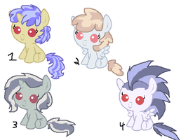VinylDust Adopts (OPEN) by Radioactive-Cryptid