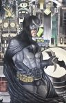 The Bat-man by QuincMSK