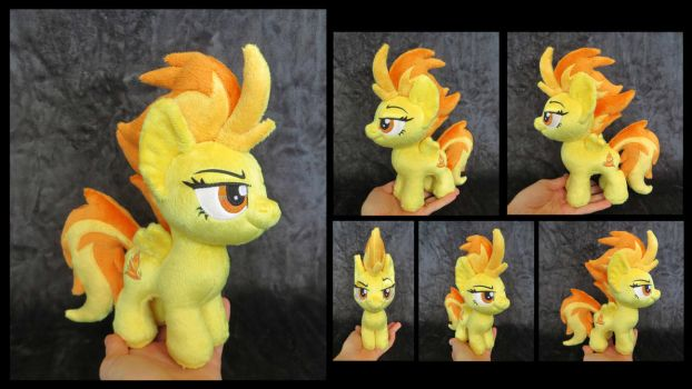 #019 - Spitfire by fireflytwinkletoes