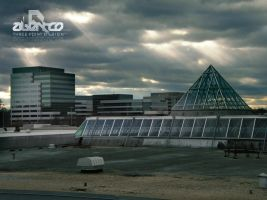 Columbia Town Center by abentco