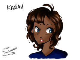 Kaniah by PercyJacksonFan56 by Martafav