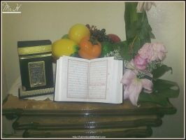 The Holy Qur'an 03 by hakimbo