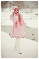 Winter Lolita by TaisiaFlyagina