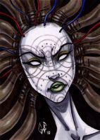 SketchCard: Shodan by Axigan