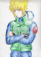 namekaze minato 4th hokage by marvioxious89