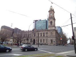 Adelaide Post Office by BrendanR85