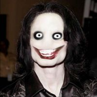 Jeff the killer s stufid face XD by ARCEUS2401