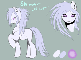 Shimmermist Offcial Reference by Whitelupine