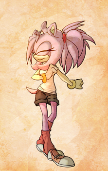 Amy by Deroko