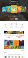 Chemistry - WP Theme by webdesigngeek