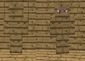 Wooden Minecraft Camo Skin -Planks- by Rocky401