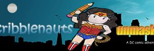 Wonder Woman Scribblenauts by cukina