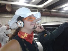 Captain Usopp Cosplay Thing by DogDemonsRock5