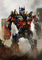 Optimus by Detkef