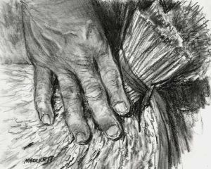 The Hand That Feeds Us by mbeckett