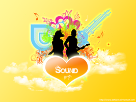 ...::: Vector Sound :::... by abhijeet