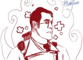 MEDIC!Sketch by ChaosBlazed