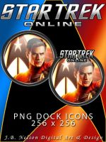 Star Trek Online PNG Icons by ShadowLights