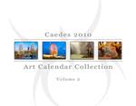 2010 Caedes.net Calendar V2 by caedes