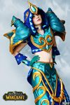 Priest - Robes Mercurial ( T11 ) by KoniCosplay