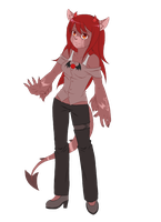 [ New character ] - Barbara by FurryMaellou