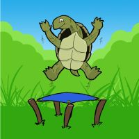 Terry the tortoise... by Gregatron