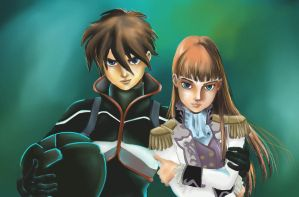 New Mobile Report Gundam Wing by lapizypincel