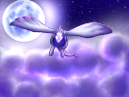 Lugia by Shaiger
