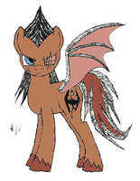 Dragon Scar Colored by Ratchet-Wrench