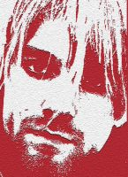 Kurt Cobain by a-muse-d