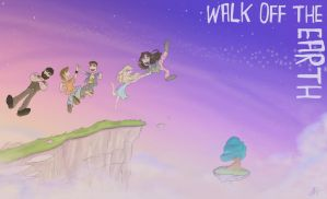 Walk off the Earth by windserpent