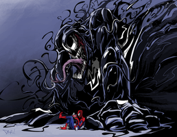 Venom by abnormalbrain