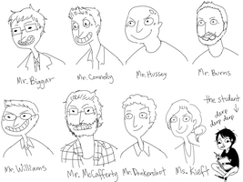 the faces of some teachers by annit-the-conqueror