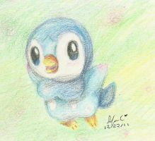 Piplup by Starway09