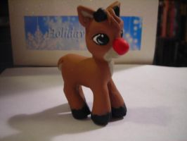 Rudolph by AngelMS