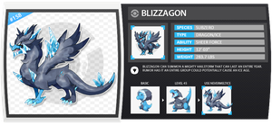 158 :: Blizzagon by Elaynii