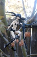 Black Rock Shooter #3 by here-and-faraway