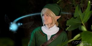 Link Cosplay Photoshoot #5 by WhiteChocoBaby