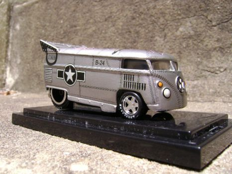 VW Drag Bus by prorider