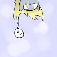 Derpy is upside down... by KexonNRubylar