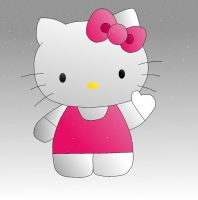 Hello Kitty by UrbanLady01