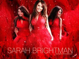 Sarah in Red by Queen-Uriel