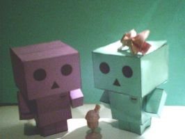 Danbo ice cream by LeRosaVare